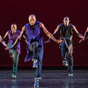 Alvin Ailey American Dance Theater Debuts 'Lazarus' To Celebrate 60th Anniversary LISTEN· 7:11