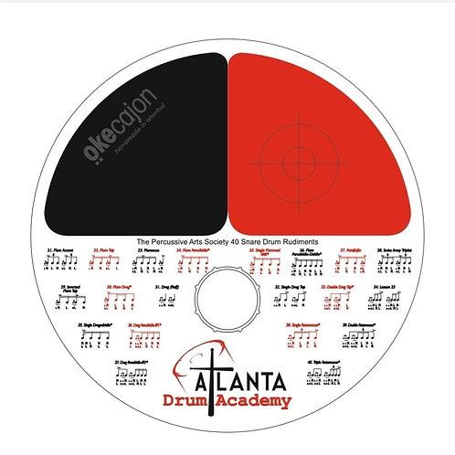 ADA Drum Pad 2 Tone