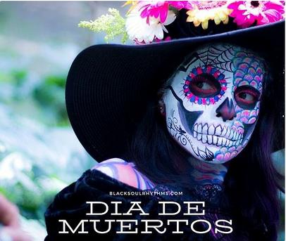 Dia De Muertos - Mexico City