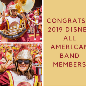 New Disneyland all American College Band
