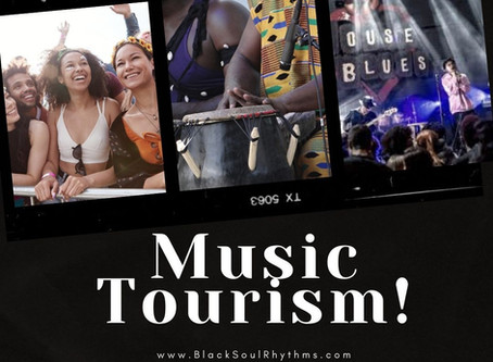 What is Music Tourism?