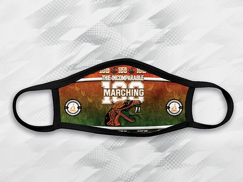 "Marching 100 ""The Sudler"" Face Mask"