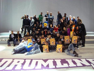 DRUMLine Live Production 10th Year Anniversary