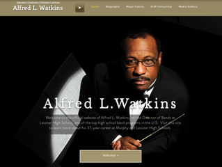 Alfred Watkins Website Officially Launched