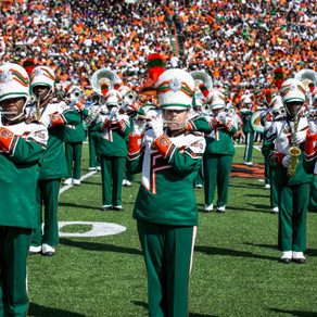 FAMU Bands Accepting Video Auditions on NoteCloud for Scholarships.