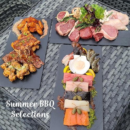 BBQ – Azuridge Prime Frozen Meat Package