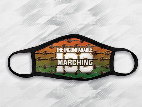 "Marching 100 ""Retro"" Face Mask"