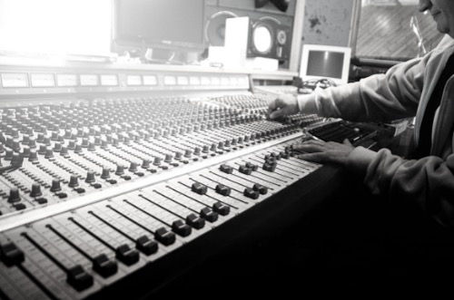 Studio Session (with Engineer)