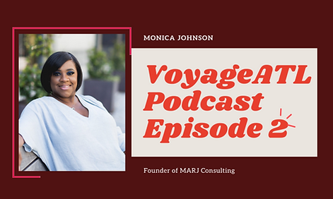 Voyage Atl Podcast Monica Johnson