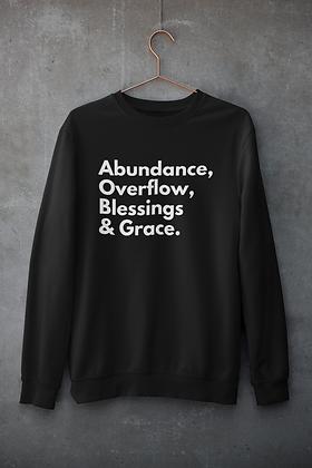 Thank God (B) Sweatshirt (5 colors)