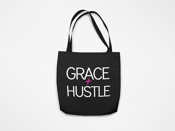 Grace + Hustle Tote