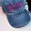 Thumbnail: She Did. Denim Hat