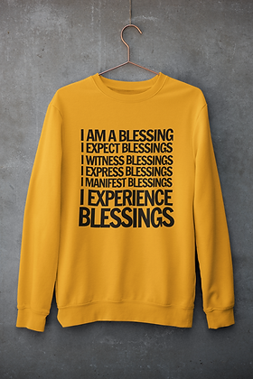 Affirmation Sweatshirt (4 colors)