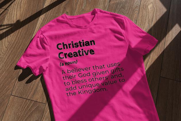 Creative Christian (3 Colors)