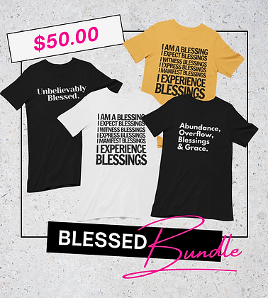 Blessed Bundle