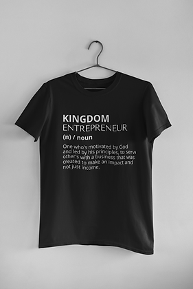 Kingdom Entrepreneur   (2colors)