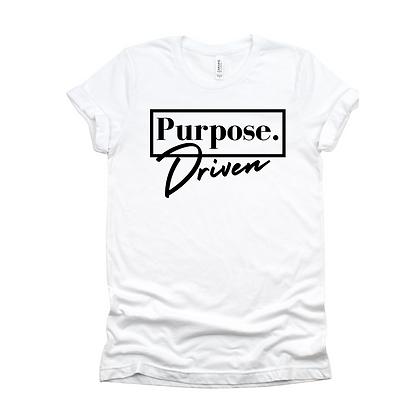 Purpose Driven White