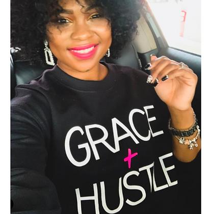 Grace and Hustle Sweatshirt