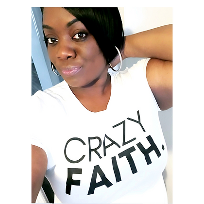Crazy Faith (2 Colors)