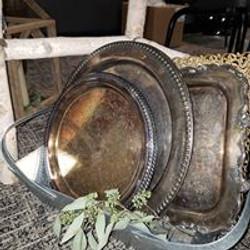 Vintage Trays