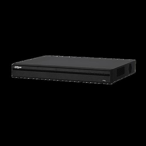 DVR 4 CANALES HDCVI TRIHIBRIDO 4K/8 MP/ HDMI 4K/ 2 CANALES IP ADICIONALES 4+2/ 1