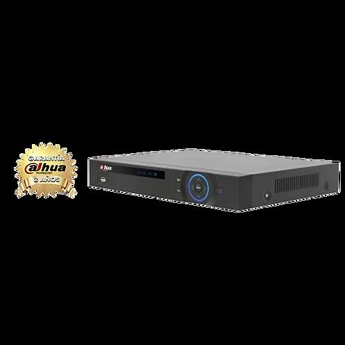 DVR 8 CANALES DE VIDEO FULL 960H/ 4 AUDIO RCA/ H264/ VGA/ HDMI/ 2 CANALES IP/ P2