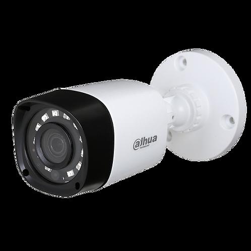 CAMARA BULLET HDCVI 720P/TVI /AHD /CVBS/LENTE 2.8MM/0.05 LUX COLOR/DWDR/SMART IR