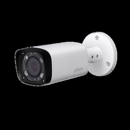 CAMARA BULLET HDCVI 1080P STARLIGHT/ WDR REAL 120DB/ LENTE MOTORIZADO 2.7 A 13.