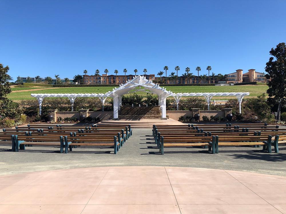 The Flower Fields - Ceremony Location