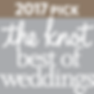 TheKnot Best of Weddings 2017 Logo.png