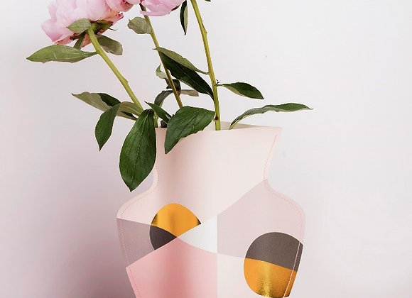 Paper Vase by OCTAEVO