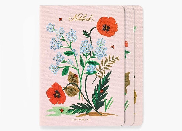 Stitched Notebook Set by Rifle Paper Co.
