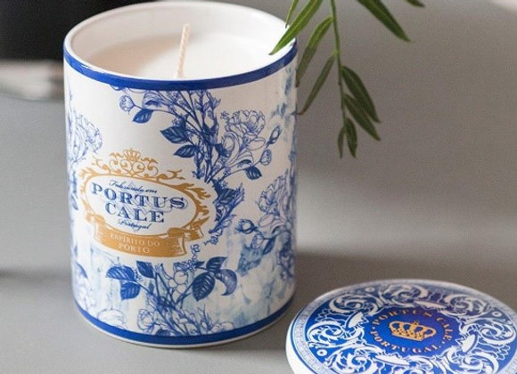 Pink Pepper and Jasmine Scented Candle by Portus Cale