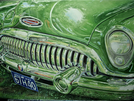 """""""The Big Green Machine"""" is finished!"""