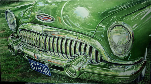 """The Big Green Machine"""