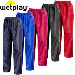 Wetplay Waterproof Trousers - £7.95