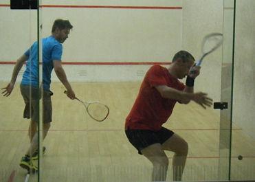 Play squash in Dalgety Bay, Fife