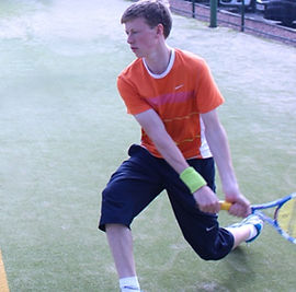 Play Tennis in Dalgety Bay, Fife