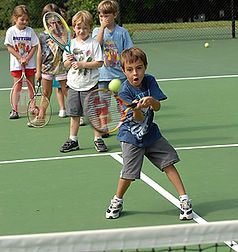 Learn to play tennis in Dalgety Bay, Tennis Lessons