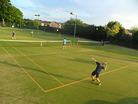 Play tennis in Dalgety Bay, Fife