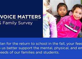 Chicago Public Schools Survey