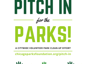 Pitch in for the Parks!