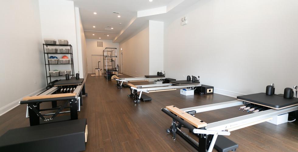 Pilates Studio Interior