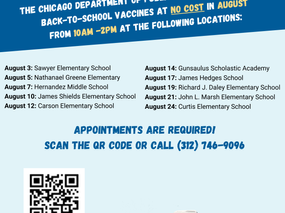 Flu Vaccines Available