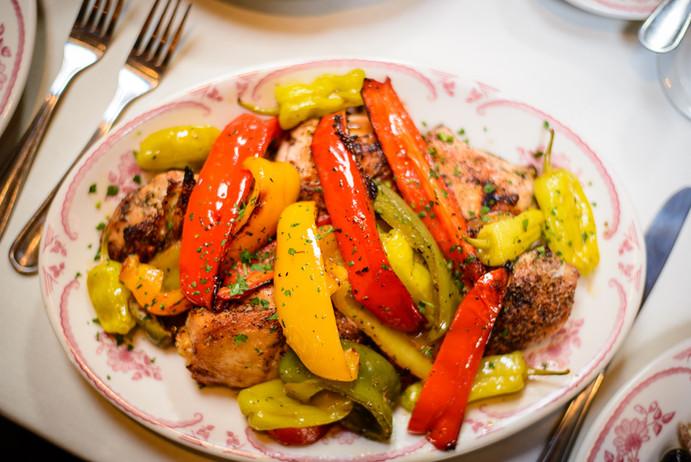 Chicken Mirabella