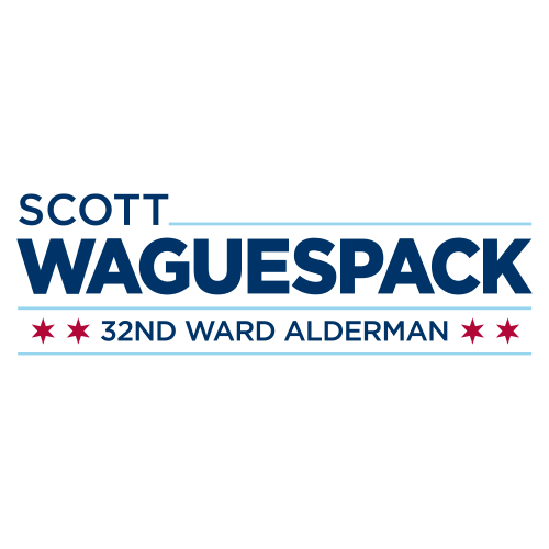 Scott Waguespack 32nd Ward Alderman