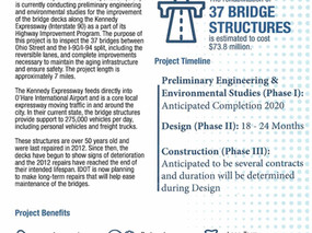 Kennedy Expressway Bridge Rehabilitation Project