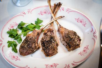 Broiled Lamb Chops
