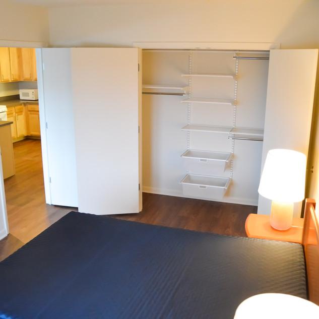 Bedroom/Closet