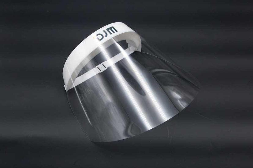 10x Faceshield - Gesichtsschutz zertifiziert nach EN166/EN1731